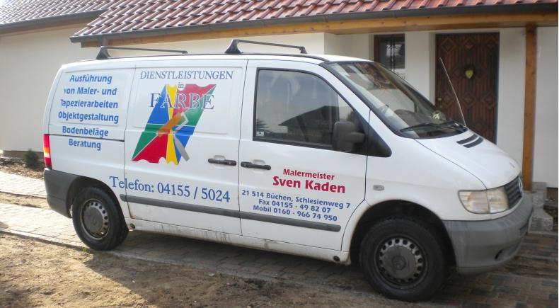 Maler Büchen - Malermeister Sven Kaden